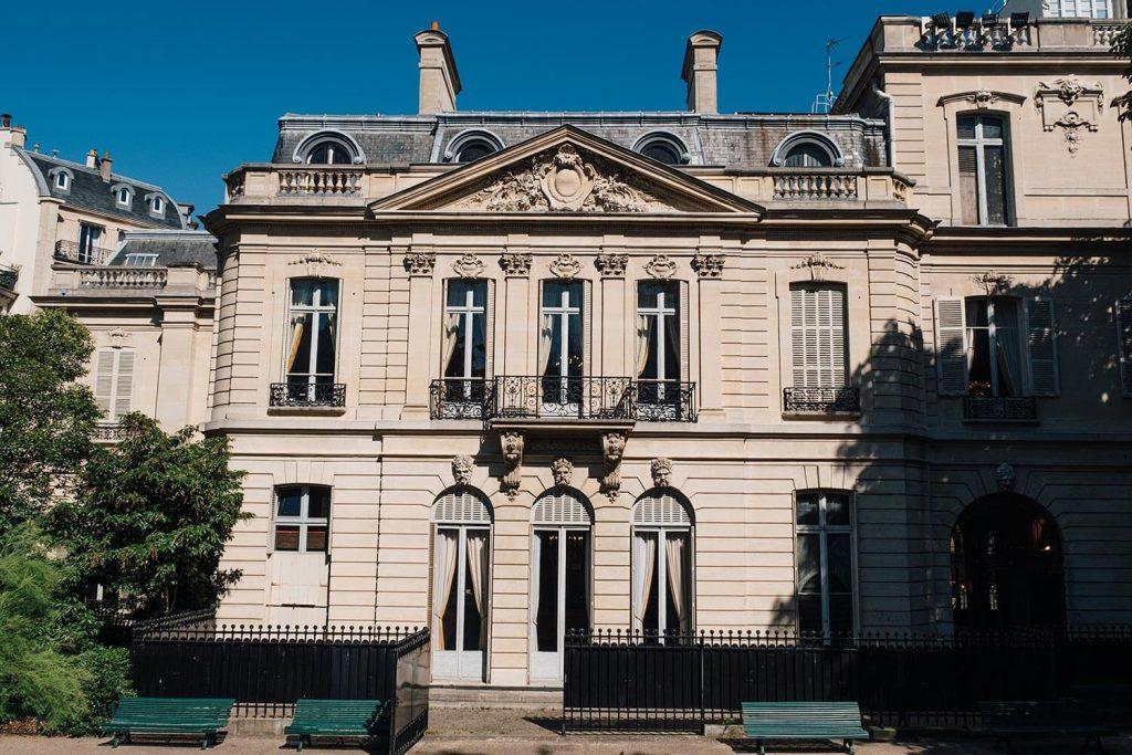 Bâtiment Hôtel Dosne-Thiers