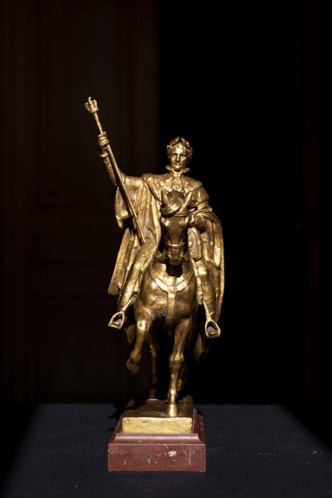 Statue Napoléon Marochetti
